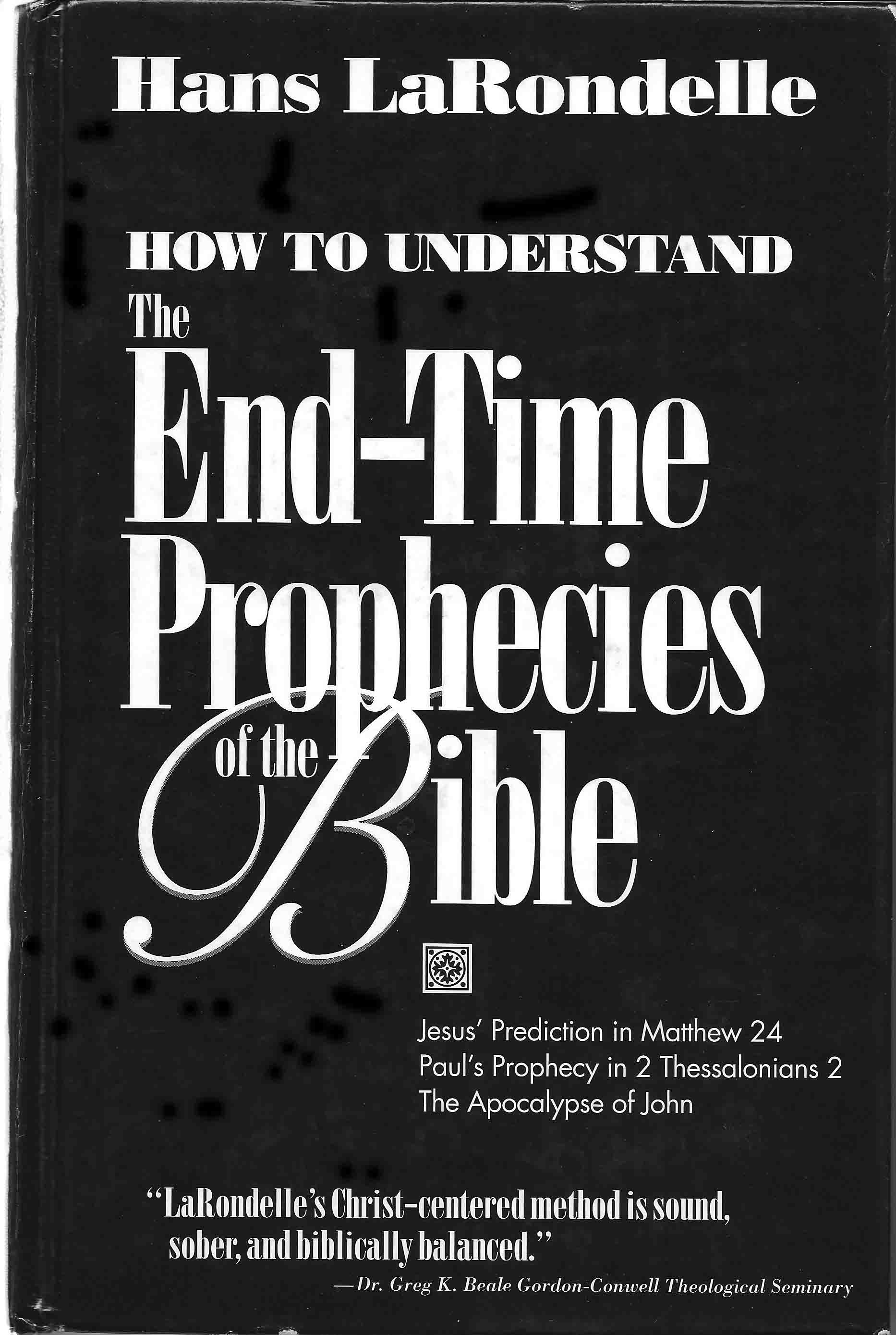 End-time Prophecies